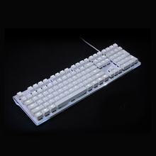 White Black Backlight Keycap 108 key PBT Backlit Keycap For OEM cherry MX Switches Mechanical Gaming Keyboard Sales only keycaps недорого