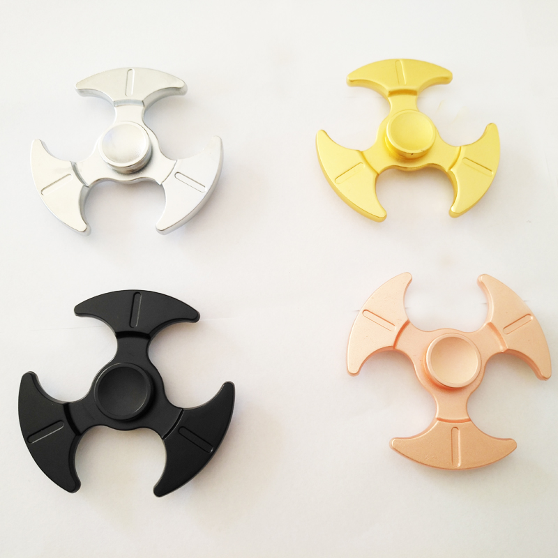 Newest Fidget Spinner High Quality Zinc alloy EDC Hand Spinner For Autism and ADHD Rotation Time