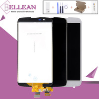 HH 1PCS K10 LCD For LG K430DS K420N 420N K410 K410 K430 Lcd Display Touch Screen Digitizer Assembly Without IC FreeShipping+Tool