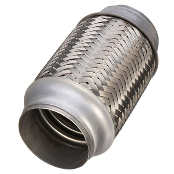 153mm Car Exhaust Flex Pipe Stainless Steel Weld Flexible Joint Tube