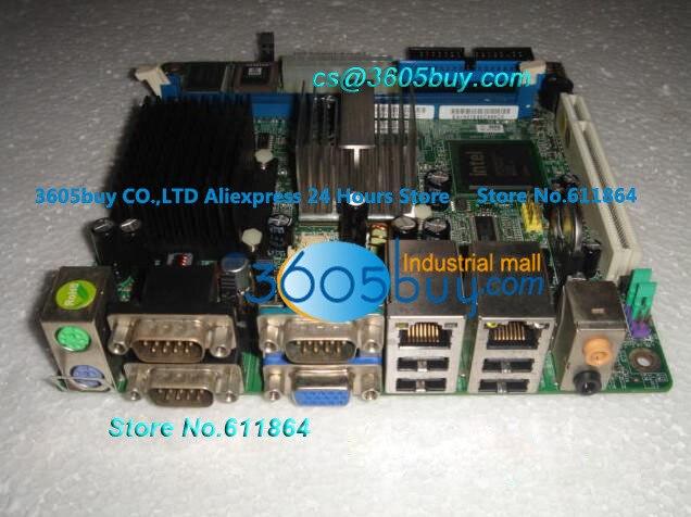 Industrial Control Board SBC86807 V2.0 POS Machine Integrate Net Export