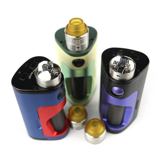New DOVPO Armour Squonker Kit Mechanical Squonk Mod Box BF