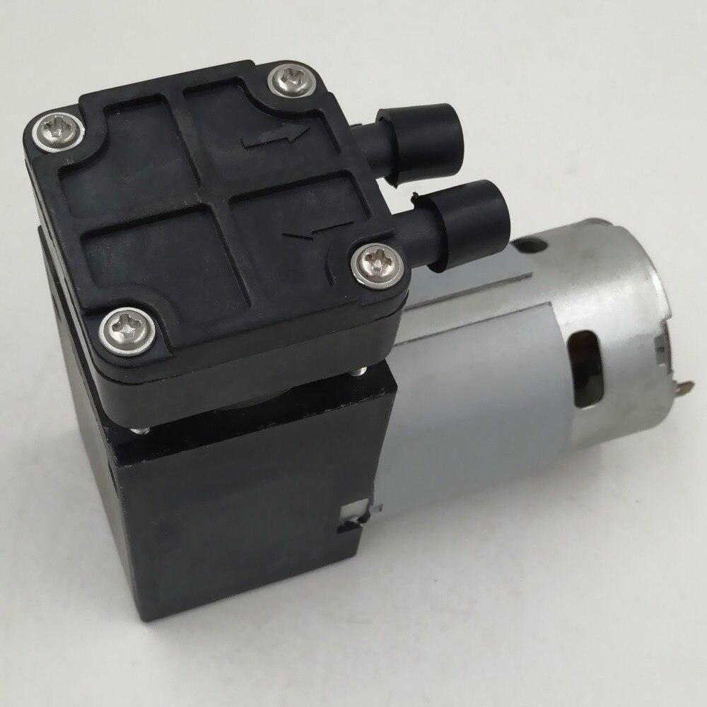 25L/M 450kpa pression électrique 12 v dc micro pompe à piston