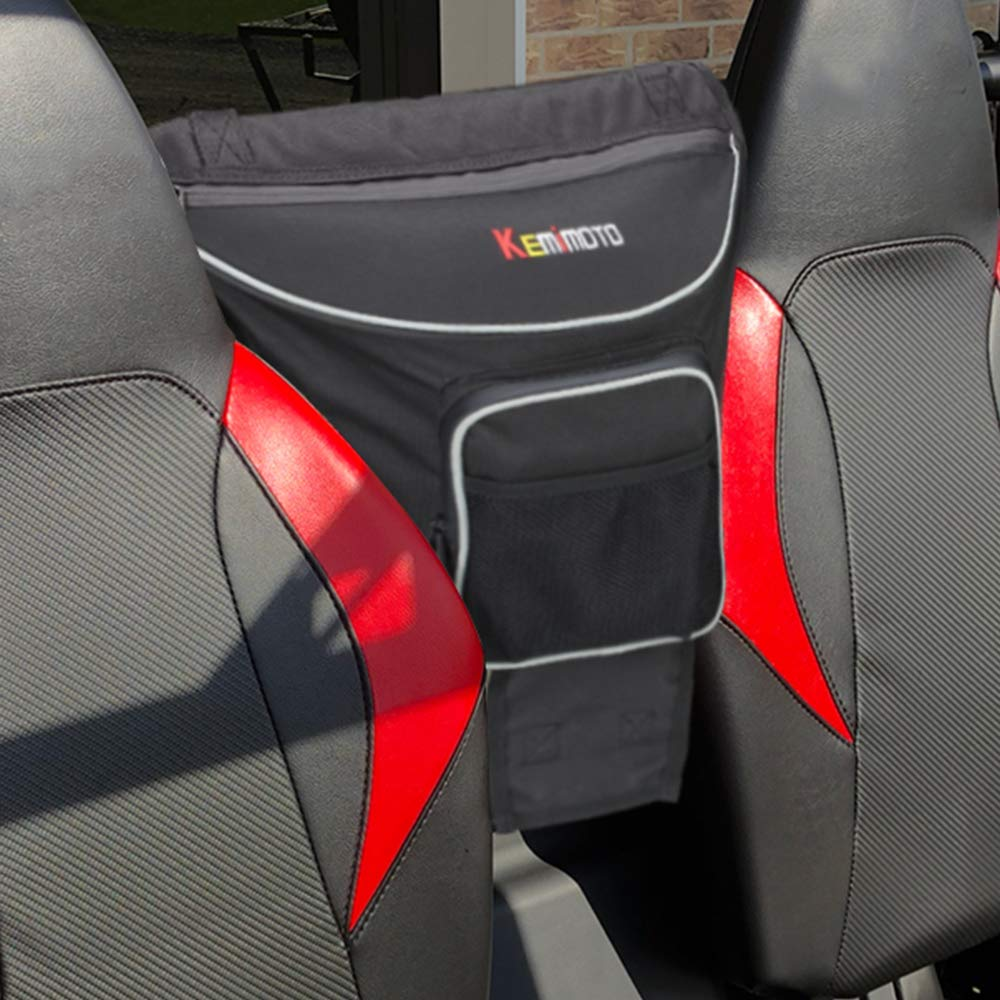 KEMiMOTO <font><b>UTV</b></font> Hanging bag Cab Pack Holder Storage Bag for Polaris Ranger RANGER RZR 4 <font><b>800</b></font> RZR 570 <font><b>800</b></font> 1000 RZR XP 4 900 RZR XP image