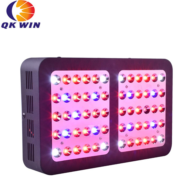 New design Reflector 600W LED Grow Light 60x10W double chip Full Spectrum for Hydroponic Planting shipping