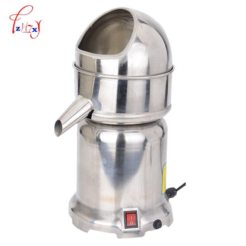 Presse-agrumes professionnel chaud en acier inoxydable extracteur professionnel pour Orange jus en acier inoxydable Citron 220 v 180 w SC-Z8 1 pc