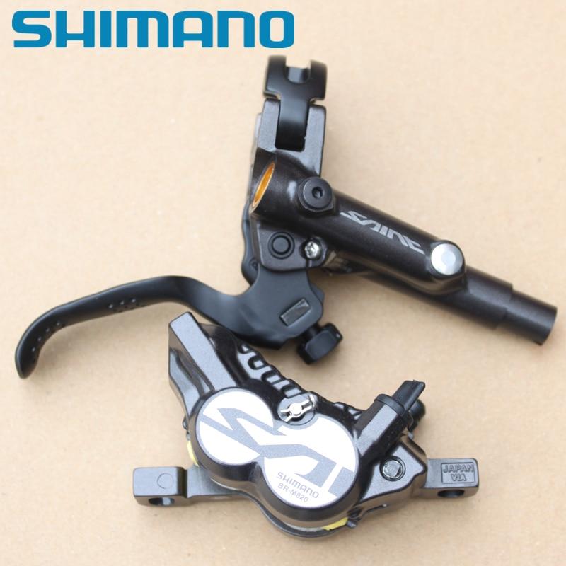 Shimano Mountain Bikes BL M820 Lever BR M820 Brake Caliper Hydraulic Disc Brake SAINT M820 Brake