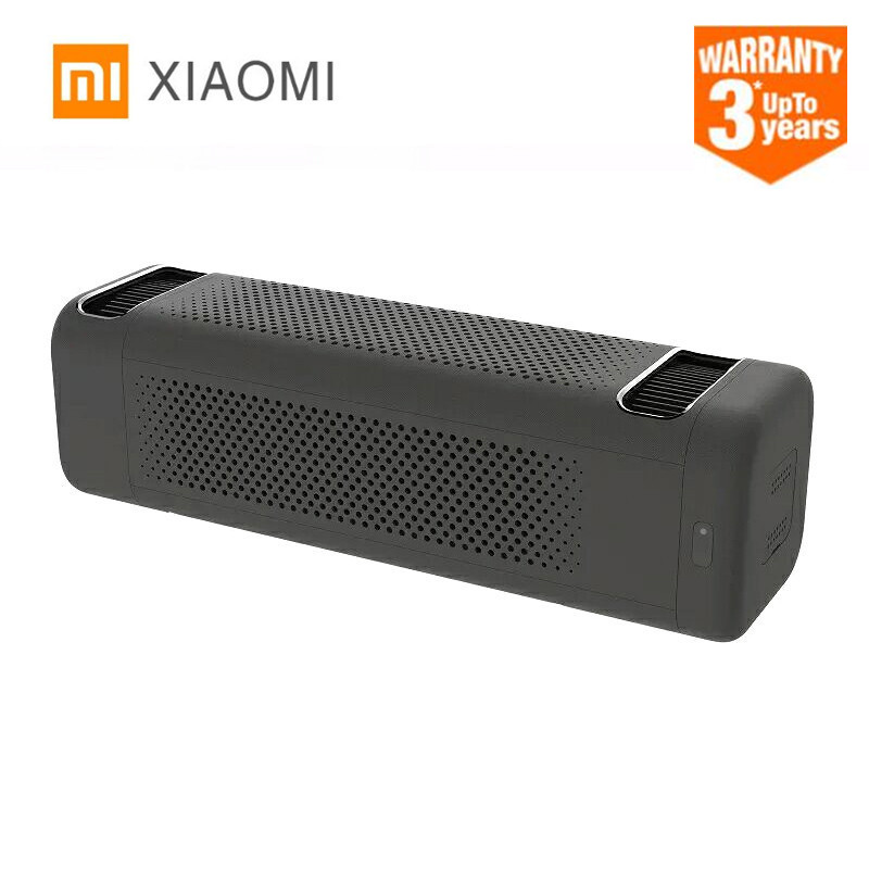 2018 New Original Xiaomi Car Air Purifier for car air cleaning In Addition To Formaldehyde Haze Purifiers Intelligent Household dmwd ultrasonic car air purifier solar energy office household aroma humidifier negative ions remove formaldehyde haze and pm2 5