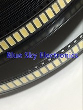 500 Stuks Samsung Led Backlight 0.6W 6V 5630 Koel Wit SPBWH1531S2AVDWBIB Lcd Backlight Voor Tv Tv Toepassing