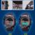 Moda Relógio Do Esporte Militar Relógios De Pulso 2016 SANDA Relógios Homens Marca De Luxo 3ATM 30 m Dive LED Digital Analógico Quartz Relógios