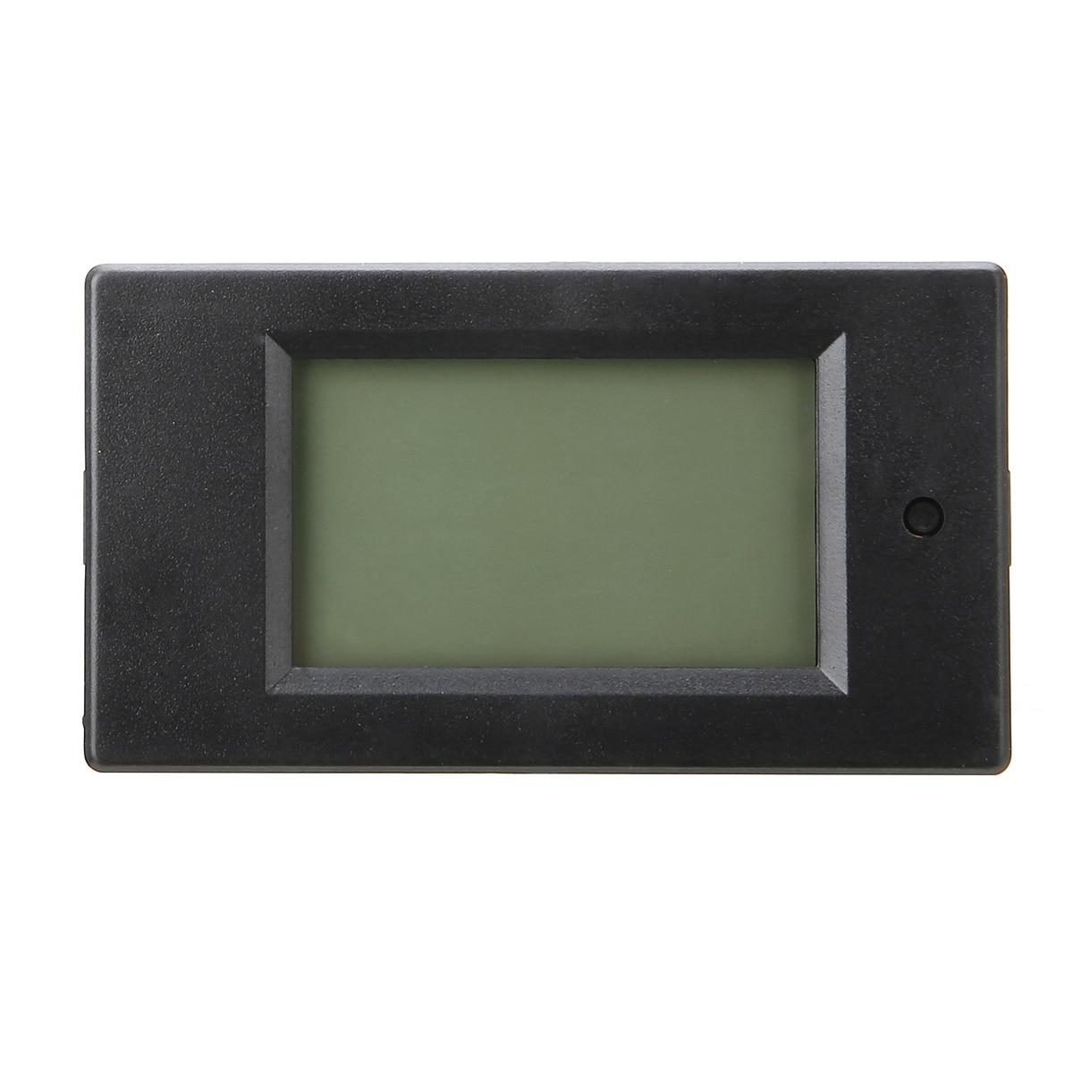 DC 6,5-100 V LCD Digital Power Meter Monitor voltímetro amperímetro con 50A derivación 100A/10000 W mayitr