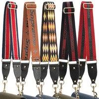 Bag Strap Handbag Belt Wide Shoulder Crossbody Bag Strap Handles Replacement Accessory Adjustable Belt For Women Bag Kz151372