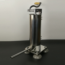 Stainless Steel Manual Sausage Stuffer Making machine