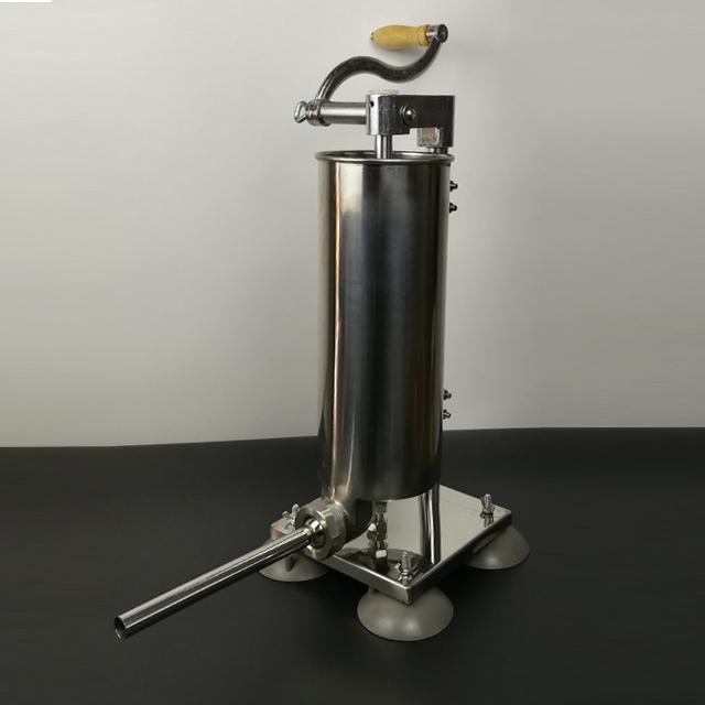 Stainless Steel Manual Sausage Stuffer Making machine