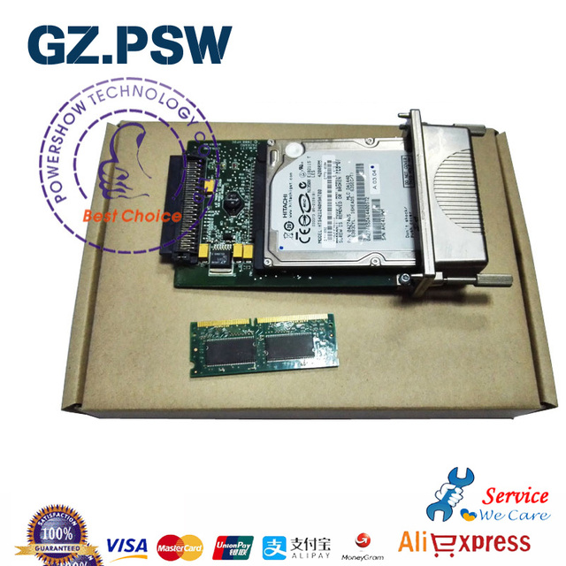 US $189 88 |Original GL2 Card Formatter with HDD Memory Hard Drive Disk  C7769 69143 C7769 69260 C7779 69272 C7769 60143 For HP 800 HP800 815-in