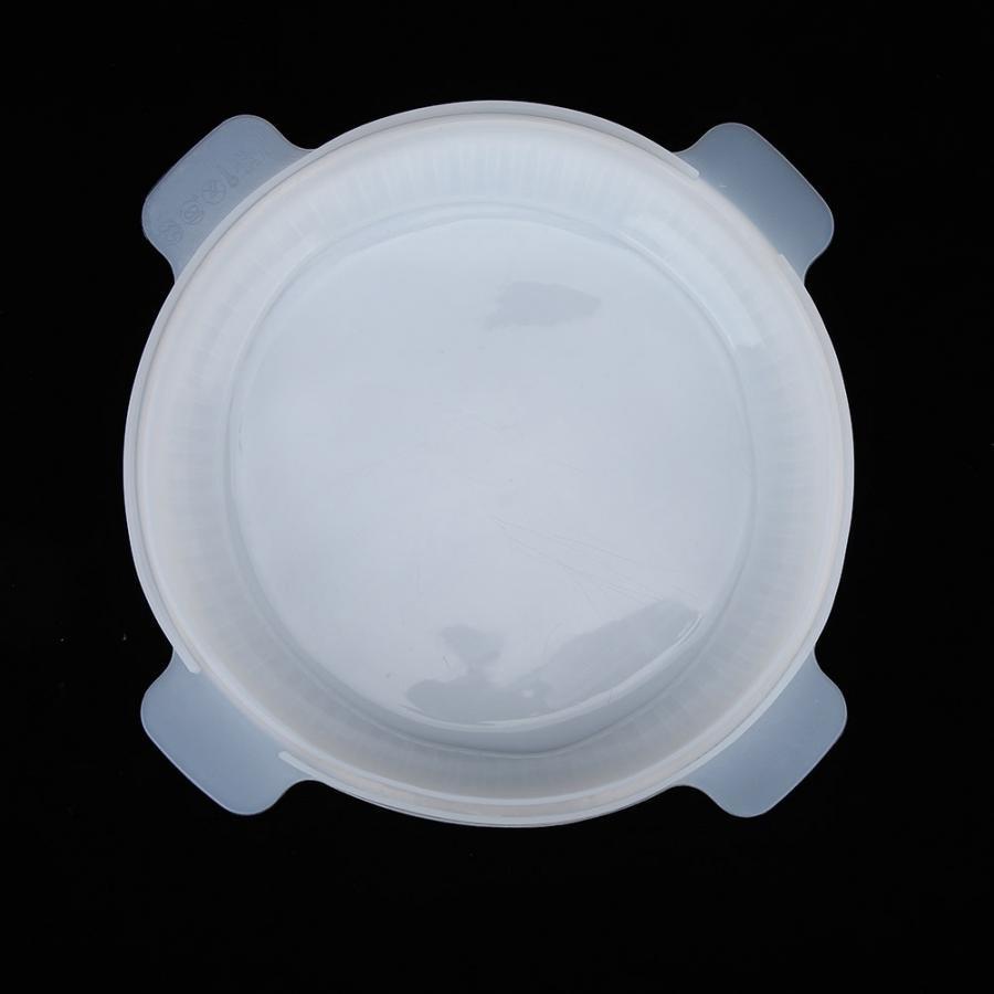 Baking Dish Pastry Forms Non-Stick Round Silicone Baking Pan Chocolate Cake Mold DIY Baking Mold Microwave Freezer Safe Cream
