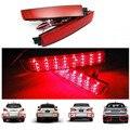 Высокое Качество LED Бампер Отражатель Красный объектив Хвост Фонаря Сигнала Торможения Лампа Для Nissan Juke/Murano/Infiniti FX35/FX37/FX50 2 ШТ. Оптовая