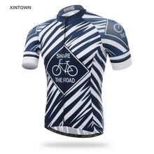 2016 XINTOWN Summer Ropa Ciclismo font b Cycling b font Jersey Bike Bicycle Short Sleeve Clothing