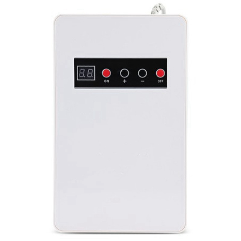 Discreto Purificador De Aire Cocina Ozono Máquina De Limpieza De Oxígeno Generador De Ozono Electrónico (enchufe Estadounidense)