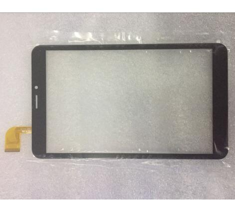 Computer & Office Tablet Lcds & Panels New Fashion 10pcs/lot New For 8 Prestigio Grace Pmt3118_3g Pmt3118 Touch Panel Tablet Wj1312-fpc-v1.0 Screen Sensor Digitizer Replacement Selected Material