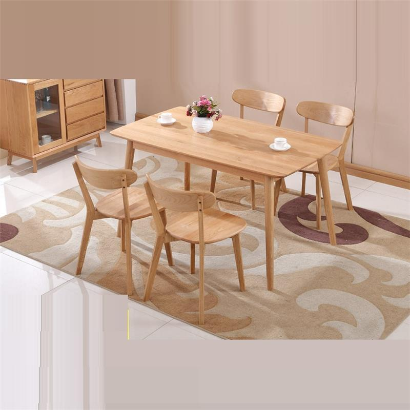 Moderne Comedores Mueble Sala A Langer Set Tafel Esstisch Meja Makan Shabby  Chic Wood Desk Tablo Mesa De Jantar Dining Table