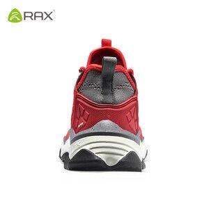 Image 4 - Rax mulher caminhadas sapatos de pouco peso 2019 primavera novo modelo esportes ao ar livre tênis para mulher sapatos de caminhada montanha femaletrekking