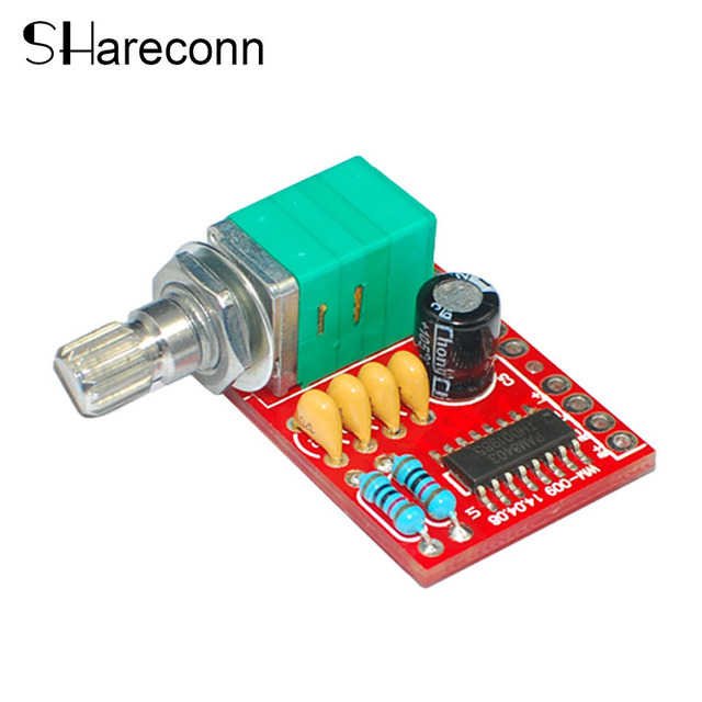 US $1 8 |CIRMECH PAM8403 PAM8406 mini class D amplifier board with switch  DIY kit-in Amplifier from Consumer Electronics on Aliexpress com | Alibaba