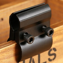 Phalanx gear Tactical Dual Barrel Ring Scope Mount Holder for Hunting Airsoft
