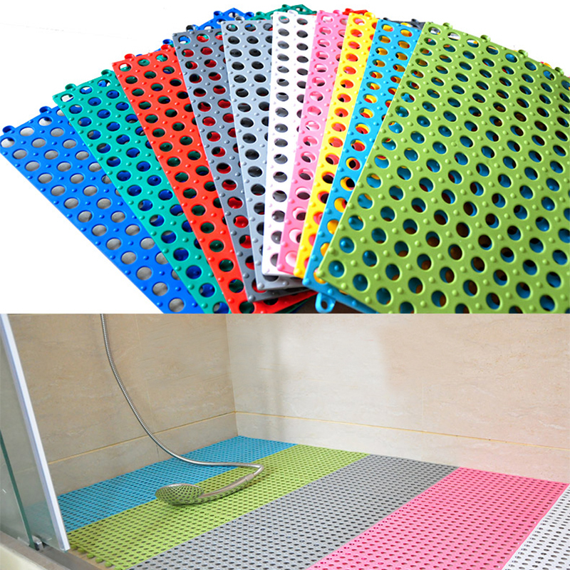 Permalink to New Removable Bath Mat Safety Non-slip Stitching Kitchen Bathroom Mats Shower Floor Cushion Rug Bath Mat Bathroom Accessories