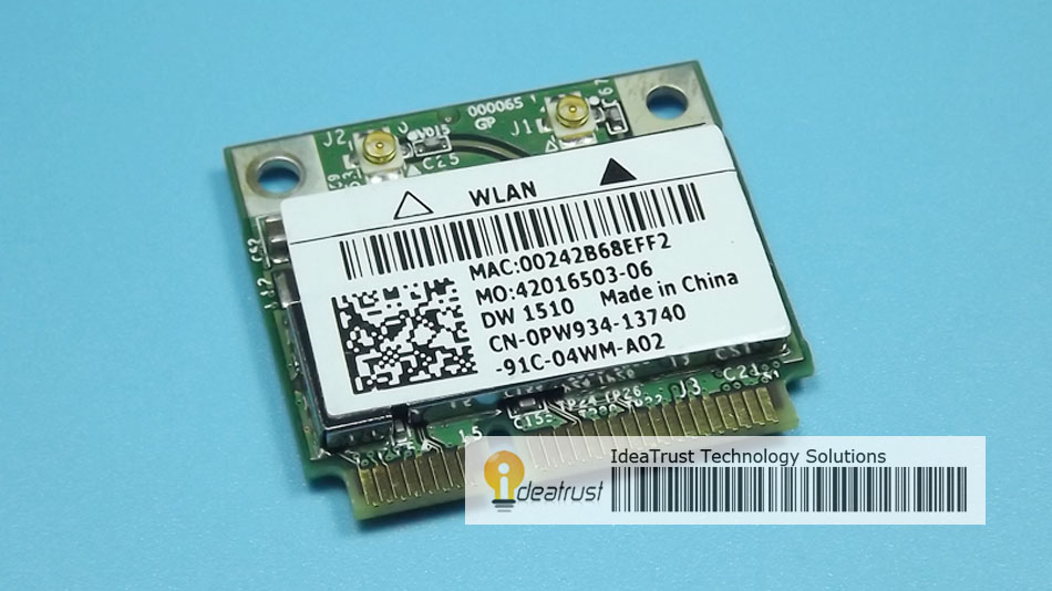 Brand new DW1510 BCM94322HM8L 2.4&5G 300M BCM4322 support Mac OS WiFi Wireless Network Card