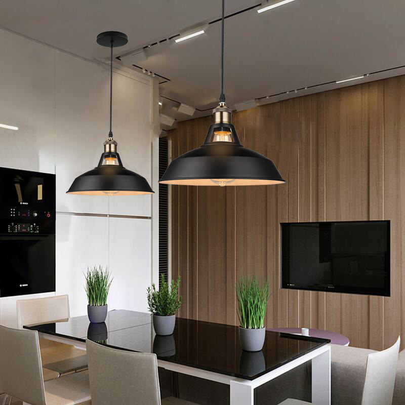 High quality Industrial retro style Art Restaurant Pendant light lamps Vintage pendant lamp Hanging Light for home decorationHigh quality Industrial retro style Art Restaurant Pendant light lamps Vintage pendant lamp Hanging Light for home decoration