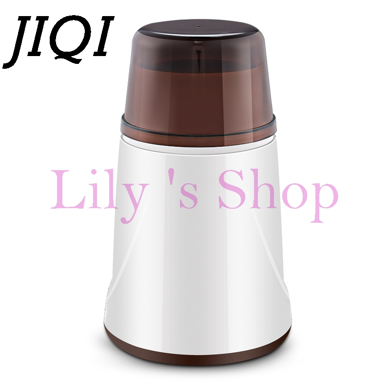 MINI household electric coffee bean grinder mill tainless Steel Blades whole grains Herbs Nuts grinding Maker machine EU US plug stainless steel electric coffee spice grinder maker beans herbs nuts cereal grains mill machine home use eu plug