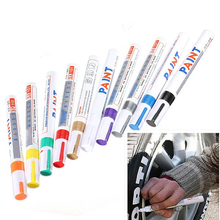 New and Hot Xmas Permanent Paint Dry Wipe Pen Medium Tip Pens OIL Based Fast Drying Marker Pen