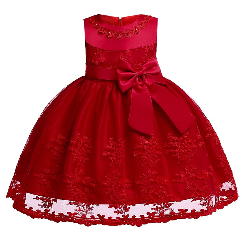 New baby dress lace flower dress baptism clothes newborn child girl first year birthday princess baby costume party clothingNew baby dress lace flower dress baptism clothes newborn child girl first year birthday princess baby costume party clothing