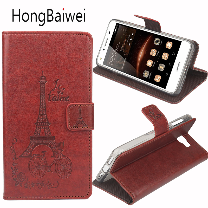 Δερμάτινη θήκη για πορτοφόλι για Huawei - Ανταλλακτικά και αξεσουάρ κινητών τηλεφώνων - Φωτογραφία 1