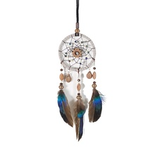 Wall Decor Mini Dream Catcher For Car Decoration Gift
