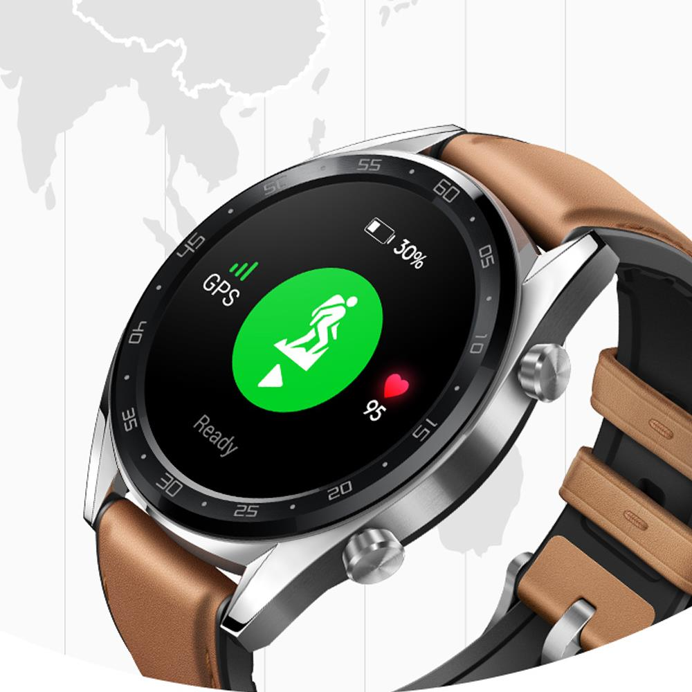 Image 5 - Huawei Watch GT Smart watch water proof Phone Call Support GPS Heart Rate Tracker For Android iOS-in Smart Watches from Consumer Electronics