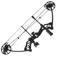 Compound Bow 35 70 lbs Outdoor Fishing Competitive Shooting Bow And Arrow Mechanical Bow Outdoor Hunting
