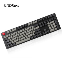 blank dolch color pbt keycaps oem cherry profile red esc 108keys for usb wried mechanical keyboard