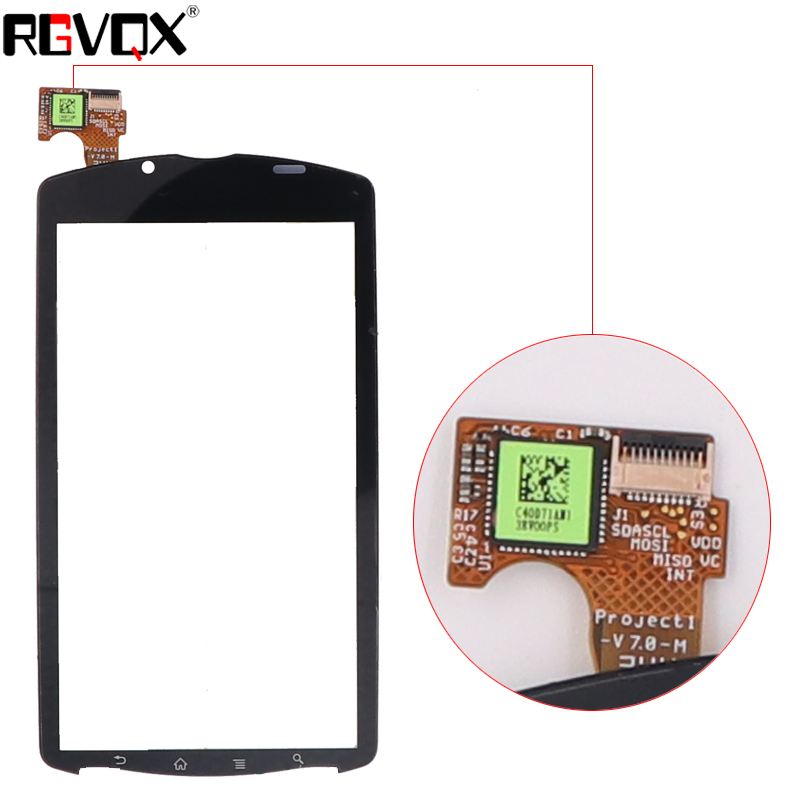 New Front Panel For Sony Xperia Sola MT25 MT25i Touch Screen Sensor Digitizer Outer Glass Repair Black