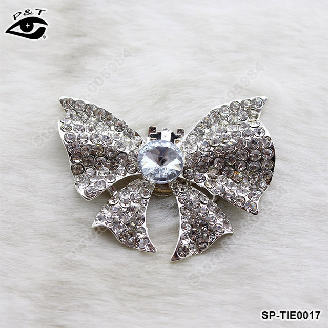 Free Shipping 5.8x5CM A Grade Rhinestones & Glass Shoe Decor Clip-On Shoe Clip with Metal Clip Wedding Shoes Accessories