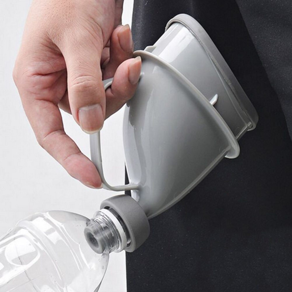 Portable multi-function Female Urinal Funnel - Female Urine Urination Device 2