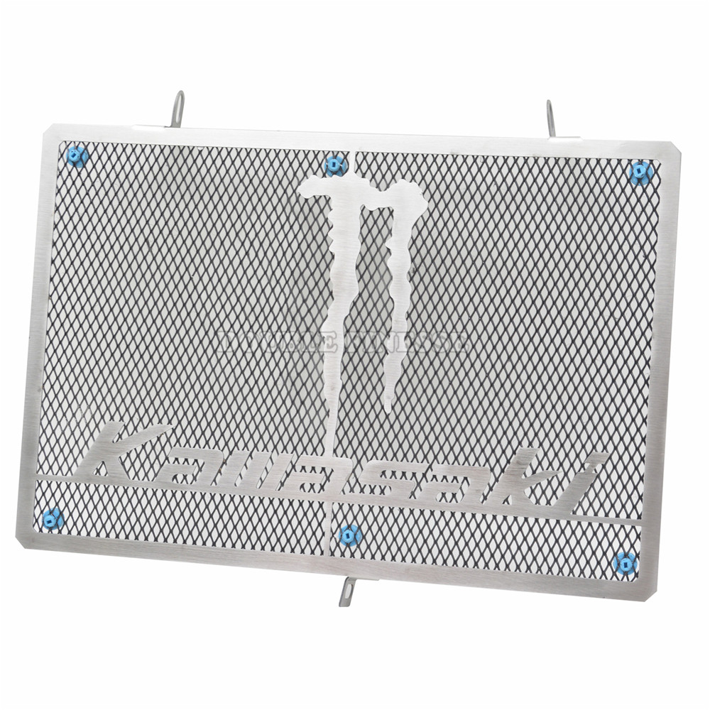 Motorcycle Radiator Cover Guard Cover Oil Cooler Guard Protector for ...