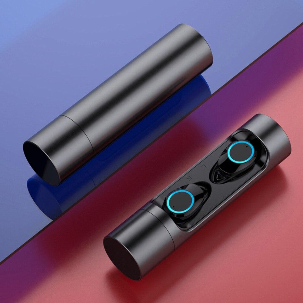 LYMOC X8 sans fil écouteurs touche tactile Bluetooth 5.0 écouteurs TWS casques Sport HiFi stéréo mains libres chargeur pour iPhone Xiaomi