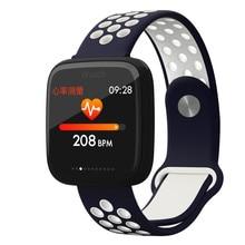 Купить с кэшбэком F15 Smart Watch With Weather Forecast Blood Pressure Heart Rate Monitor Swimming Tracker Waterproof IP67 Smartwatch Men Women