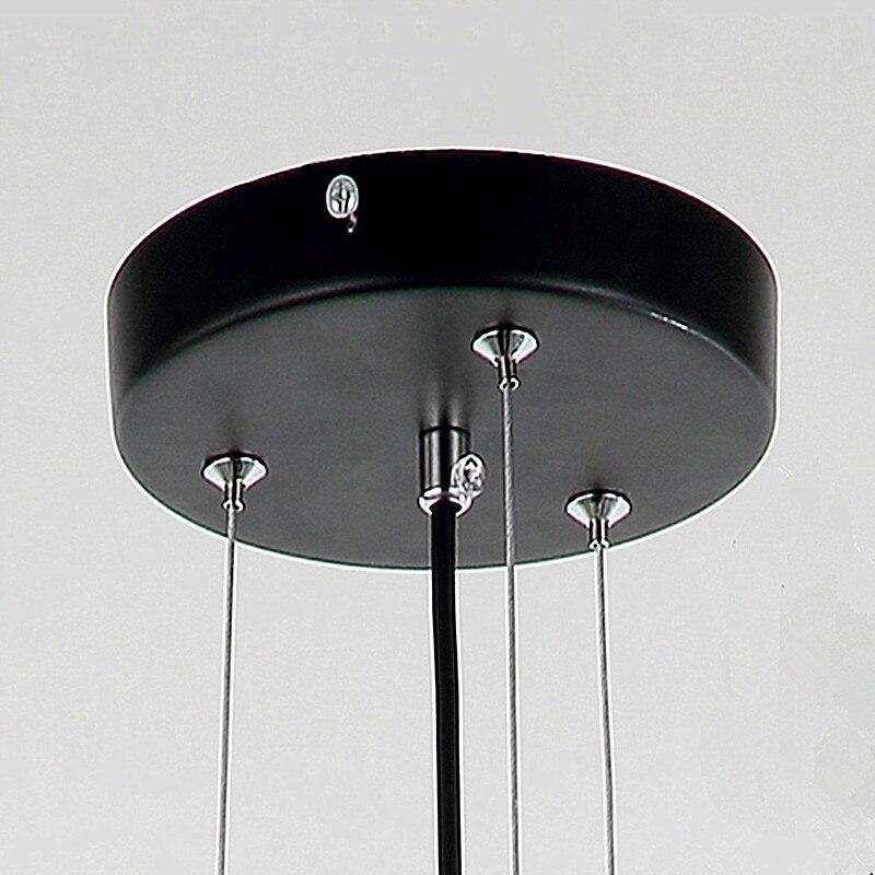 Große Pendelleuchten Vintage Industriebeleuchtung Modern Art Deco - Innenbeleuchtung - Foto 5