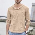 Men s Hooded Shirts ...