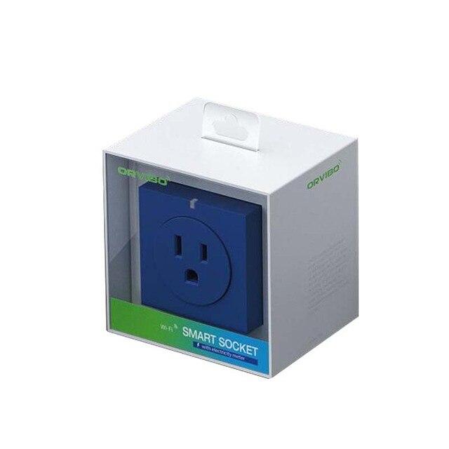 Orvibo S31 Smart Wifi Meter Plug WiFi Smart Socket US Plug Wireless Remote Control Electronics with Smart Phone For Smart Home