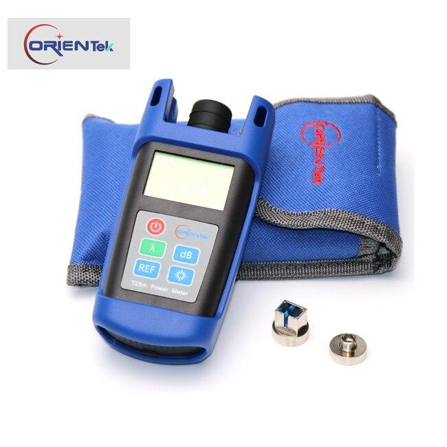 Orientek T25M Fiber Optical Power Meter Cable Tester 800 ~1700 nm