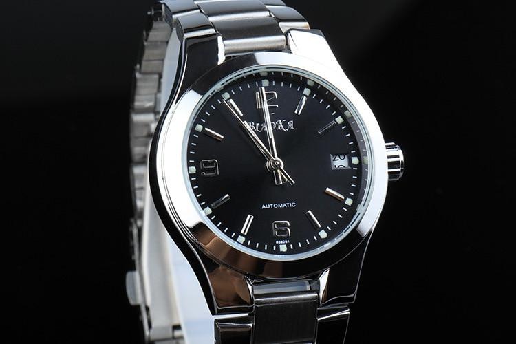 Elegant font b Women b font Fashion Business Statement Watches font b Mechanical b font Self